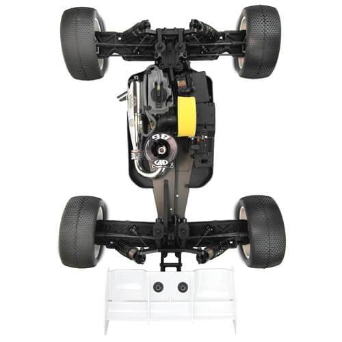 Tekno RC Releases The New NT48 18 Nitro Truggy Kit